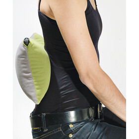 Cocoon Air-Core Lumbar Support Pillow ultralight wasabi/grey